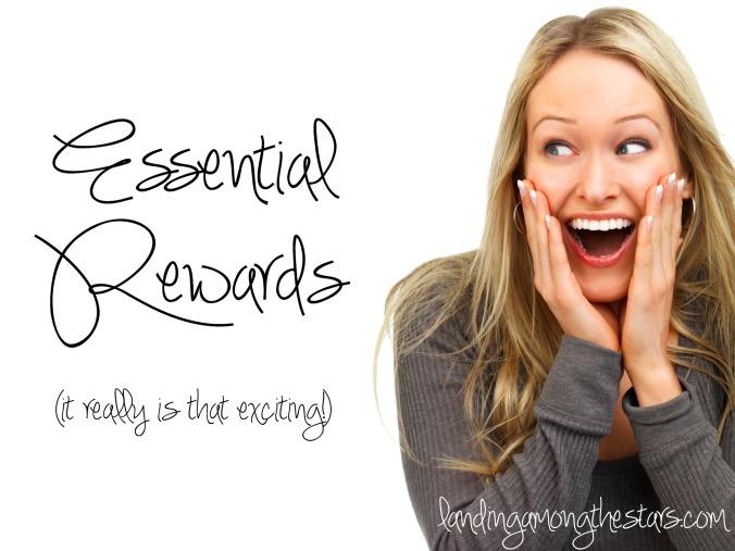 essential rewards header